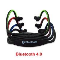 apples bluetooth handfree - 1pcs Universal Original S9 Wireless Bluetooth Headphones Sport Handfree In Ear Earphone Headset For All Phone fone de ouvido