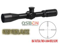 bsa - BSA Tactical TMD X44 FFP Rifle Scope for Airsoft Hunting RifleScope DHL