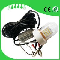 bait and tackle - China Factory Fishing Bait and Tackle W LED Underwater Fishing Lights V DC Battery Charge