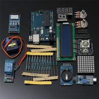 best servo motor - 2015 High Quality Best Price Ultimate Starter Kit for Arduino LCD Servo Motor LED Relay RTC