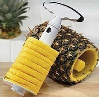 Wholesale Easy slicer Pineapple peeler Peeling machine Kitchen Gadgets fruit tools