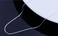 Cheap 925 Sterling silver jewelry Best chains