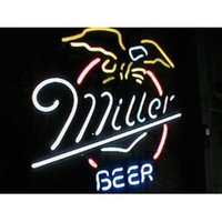 beer breweries - Revolutionary Christmas Gifts Super Bright Miller Beer Breweries Eagle Neon Beer Sign19 quot x15 quot Available multiple Sizes
