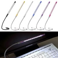 best light computer - Best Selling New Arrivals Mini Flexible Usb Led Reading Light Pc Computer Laptop Notebook Lamp Wx82