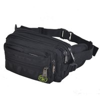 Wholesale Strongest Waterproof Multiple Waist Packs Waist Bag Fanny Packs for Men and Women