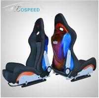 Wholesale Racing seat Modified lowmax laser Carbon fiber car seat adjustable SPS