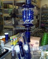 Wholesale PURE Zero X4 Showerhead AC waterpipe Glass INCH