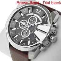 japan - 2015 Fashion Casual Men Brand Wristwatches Japan Movement Quartz Watch men s wrist watch Mini Gift DZ Watch Free Relogio
