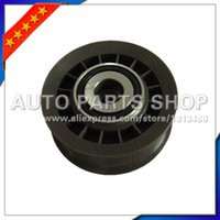 Cheap auto parts Drive Belt Idler Pulley for Mercedes benz W124 R126 R129 W140 W210 190E C280 E320 S320 S420 6012001070