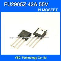Cheap Free Shipping 50pcs lot IRFU2905Z FU2905Z 42A 55V 0.0145R 110W TO-251 N Channel MOSFET MOS FET Field Effect Transistor