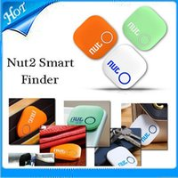 Wholesale 2015 NEW Nut Smart Finder Nut2 Intelligent Bluetooth Anti lost Tracking Tag Alarm Patch with Package