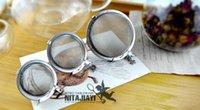 Wholesale Stainless Steel Spice Tea Pot Infuser Sphere Mesh Strainer Ball