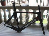Cheap Road Bikes VWD S5 carbon bike frames Best Carbon Fibre 3K S5 carbon bicycle frame