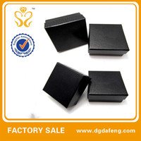 pillow boxes - Imitation Leather Box Necklace Bracelet Black Pink Top Grade Box High Quality Gift Boxes Cheap Gift Pillow Boxes Customize Packing Box