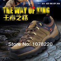 Wholesale 2014 men s brand sports casual walking shoes for men outdoor breathable walking shoes fashion sports waterproof hiking shoes