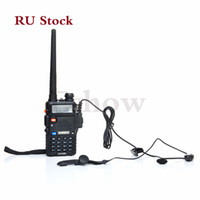 best vhf - Best Price Baofeng UV R Walkie Talkie W CH Dual Band Two Way Radio UHF VHF FM VOX A0850A