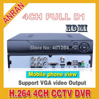audio video surveillance system - ANRAN New CH H CCTV DVR Recorder Mobile phone view Video Audio for Home Surveillance Security System