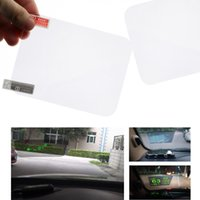 Wholesale Head Up Display HUD Film Screen Protector Protective Reflective Screen quot quot K3035