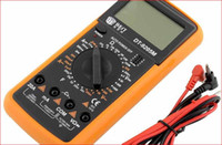Wholesale Details about DT9205M BEST AC DC LCD Digital Multimeter Volt Amp Ohm Electrical Tester