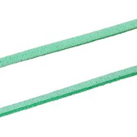 """Cheap Velvet Jewelry Rope Mint Green 2.9mm( 1 8""""),20 PCs (Approx 1 M PC) 2015 new"""