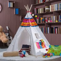 Cheap Mlticolor Teepee Tent Best Indian Tent