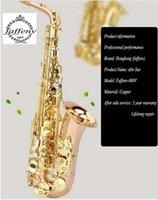 Wholesale EMS Hongkong brand FAFFENV V sax Alto saxophone Phosphor bronze E flat Alto