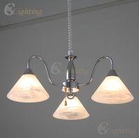 Cheap New Modern LED Crystal Square Ceiling Chandelier Pendant Lamp Lighting