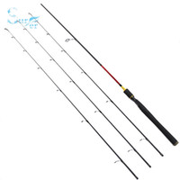 action lighting fish - spinning fishing rod m m tips three actions L M MH Top quality carbon rod