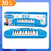 tina.zhang1112 keyboard piano - Musical Instruments Toy for Kids Frozen Girl Cartoon Electronic Toy Keyboard Electronic Baby Piano With Music Song Educational toy