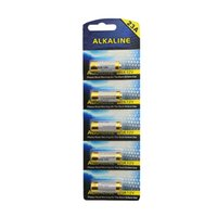 Dry Batteries 23a battery - 5pcs card retail packing V alkaline primary battery model A A23 AE for doorbell alarm remote controller electrical devices