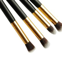 Wholesale 2015 fashion Pro Makeup Cosmetic Tool Eyeshadow Powder Foundation Blending Brush Set