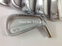 Wholesale CB golf group FORGED iron head PW golf clubs
