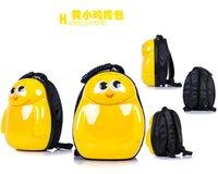 Wholesale fashion ABS PC kids hard shell luggage