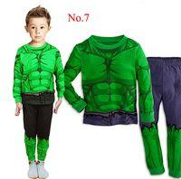 Boys Superhero Pajamas Price Comparison | Buy Cheapest Boys ...