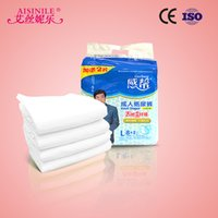 Wholesale New type Adult diaper diapers the elderly diaper diapers nursing pad L