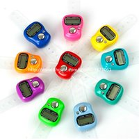 Wholesale Hot Sale Tally Muslim Counter Finger Counters sxh5136 Finger Counter LED Hand Tally Counters For Muslim