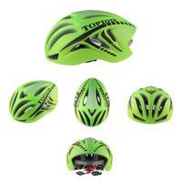 bicycle helmets discount - Ture discount MTB casco Bicycle integrally helmet color PC EPS helmet race Bike helmet ciclismo helmets CH