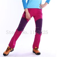 Wholesale Men and Women Pants Outdoor New Trousers Climbing Ski Hunting Breathable Quick Dry Elasticity Ultralight Wearable Pants