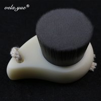 Wholesale Soft Facial Cleansing Brush Deep Pore Clean Bamboo Charcoal Fiber Face Care Brush