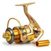 Wholesale 10BB Ball Bearing Left Right Saltwater Freshwater Fishing Spinning Reel