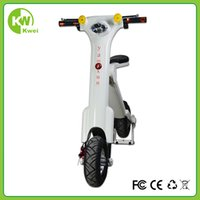 battery patents - Mini folding scooter fashion design new life styel new patent product with lithium battery W battery