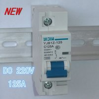 Wholesale pieces P A V DC Circuit Breaker DC MCB breaker for Solar system protection