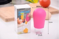 Wholesale Convenient DIY Kitchen Gadget Silicone Egg Yolk White Suction Separator Divider Filter