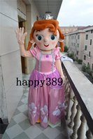 Cheap Mascot Costumes Fancy Dress Best Women Free Size Mascot Costume