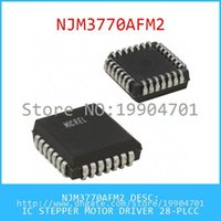 Cheap NJM3770AFM2 IC STEPPER MOTOR DRIVER 28-PLCC 3770 NJM3770 3pcs