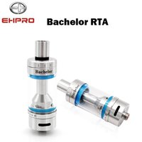air files - Authentic Ehpro Bachelor RTA Atomizer ml Botton Airflow Control with Dual Air Holes Top Filing Premade Coils Sub ohm Tank