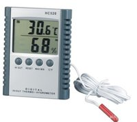 Wholesale Mass production supply HC520 hygrometer thermometer