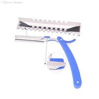 beautician tools - Makeup Tools Eyebrows Knife Beautician Threading Knife for Eyebrows Shaver Razor Without Blade