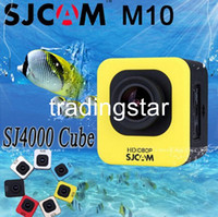 Wholesale SJCAM M10 HD DV P M Waterproof Sports Wifi Camera mini Camcorders Car DVR quot LCD Angle Novatek NTK96650 MP HD wide angle lens