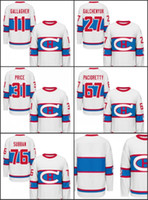 Wholesale PK Subban White Winter Classic Premier Jersey ICE Hockey jerseys Price Polyester Jersey
